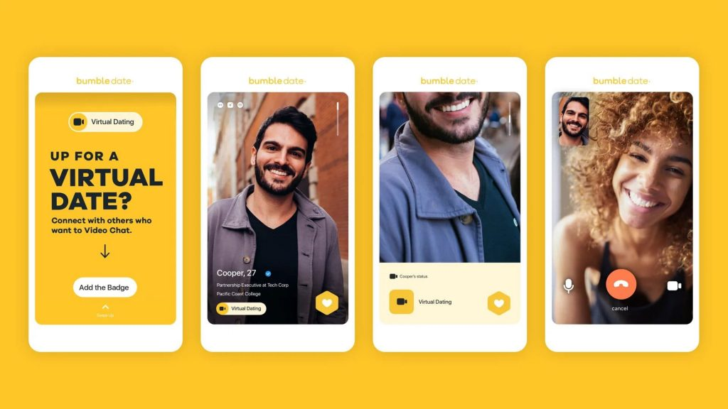 chatting in bumble date
